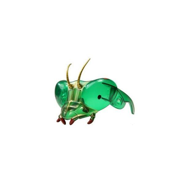 Mantis mask, bidsprinkhanen masker
