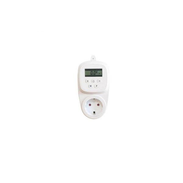 Programmable thermostat terrarium