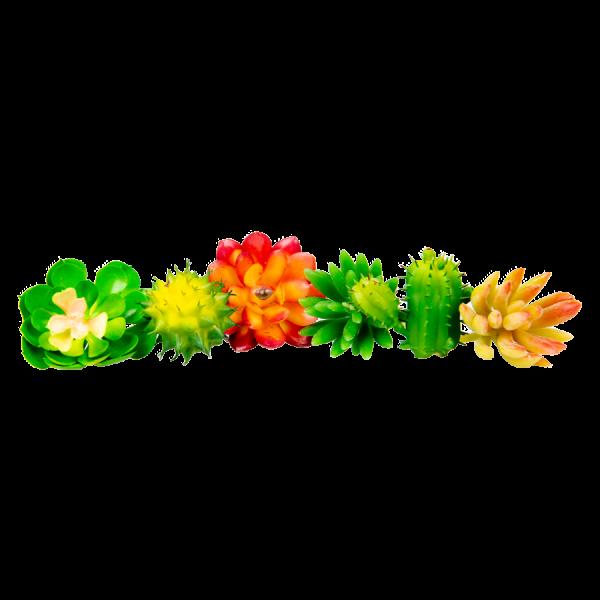 Decoratie kunstplant, decoration art flower