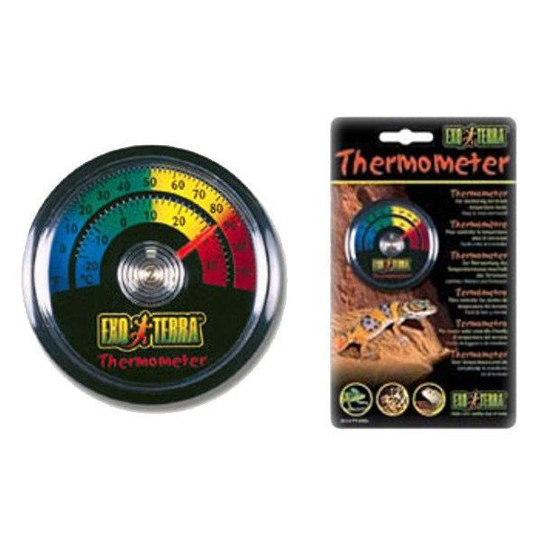 Exo Terra thermometer in package