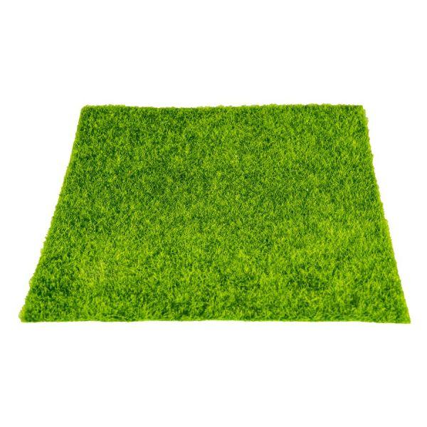 Artificial turf 15x15, kunstgrasmatje
