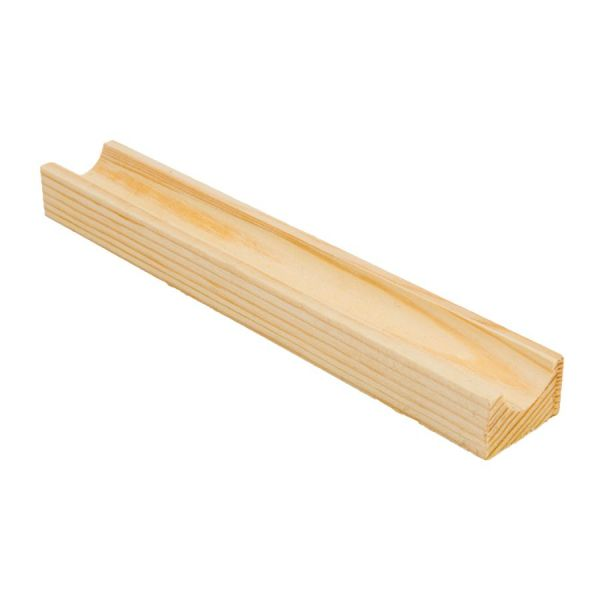 Wooden test tube holder